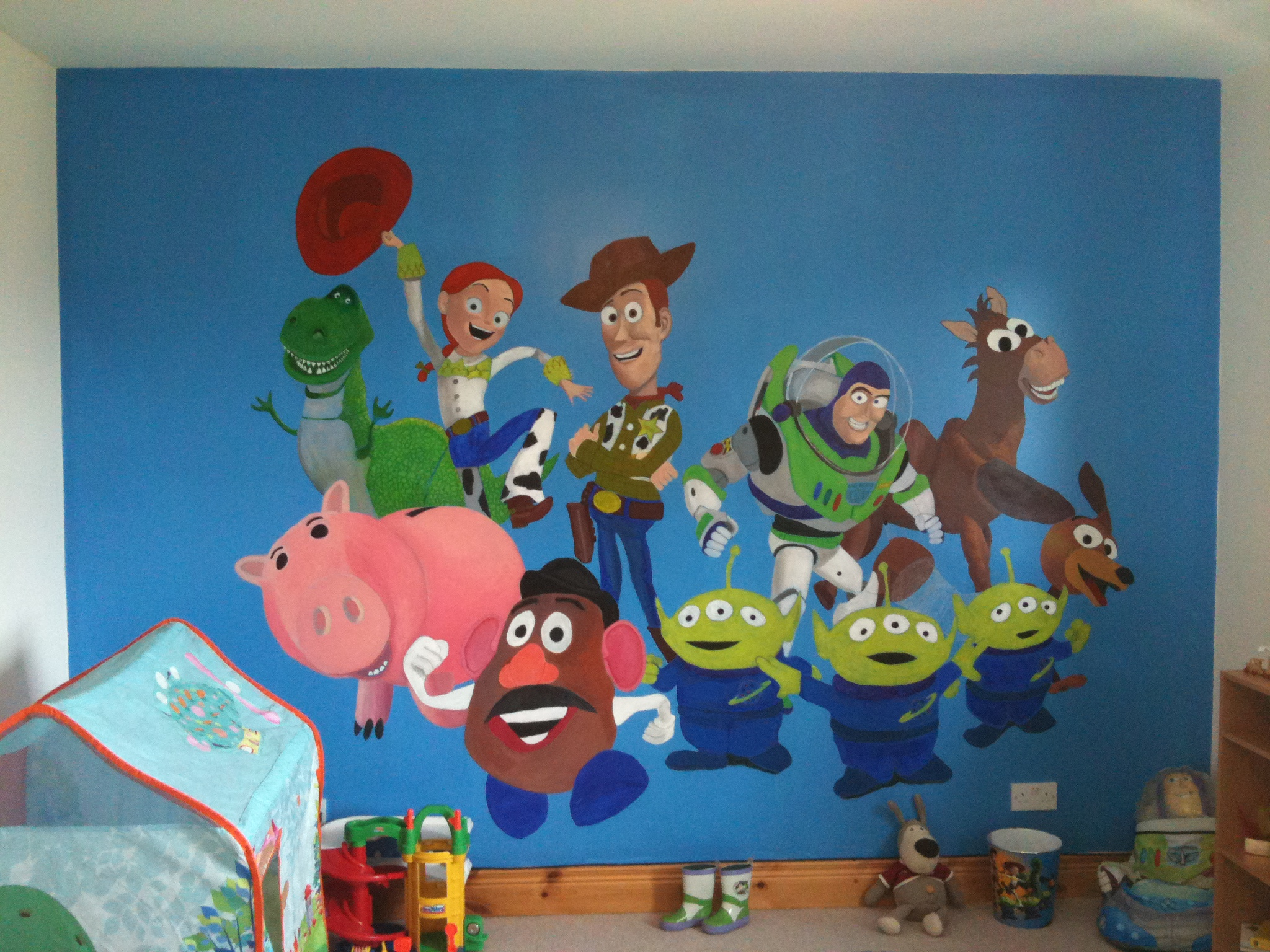 Toy Story Wall Art Elitflat