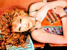 Taylor Swift by True-Tears