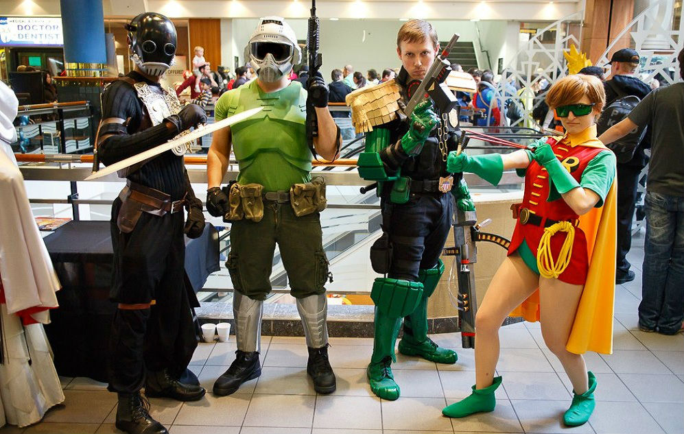 Doom Guy At Free Comics Book Day By Doomguy141 On Deviantart