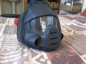 DooM guy helmet finished