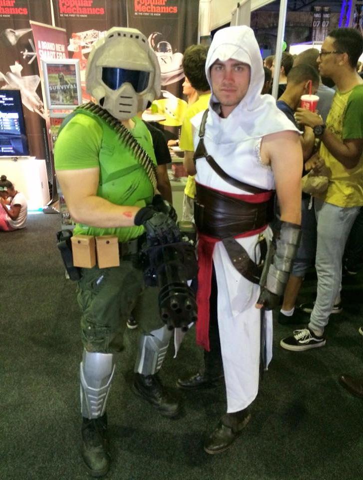 doomguy costume for sale