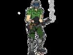 Doom marine - rearming