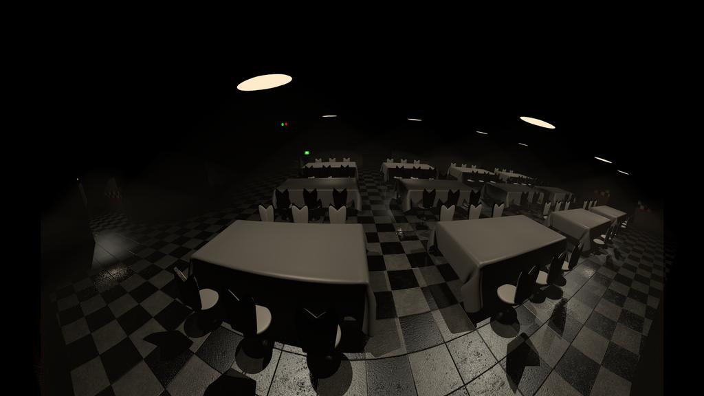 Main Party Room by SpringZilla2
