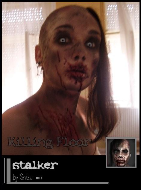 Killing Floor:stalker Cosplay By ShiZucsKa ...