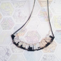 City Skyline necklace by Korn-Elia