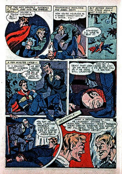 Golden Age Tickling Comic Page 5