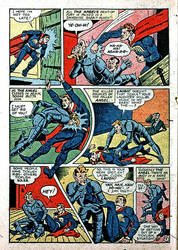 Golden Age Tickling Comic Page 9