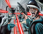 Tantive IV: Blast attack