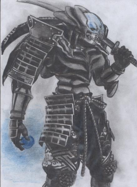 Yoshimitsu Tekken by SumireAnn