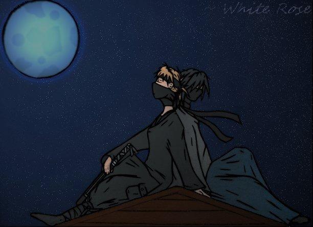Mei and Tetsuro by TheWhiteRose-Ninja