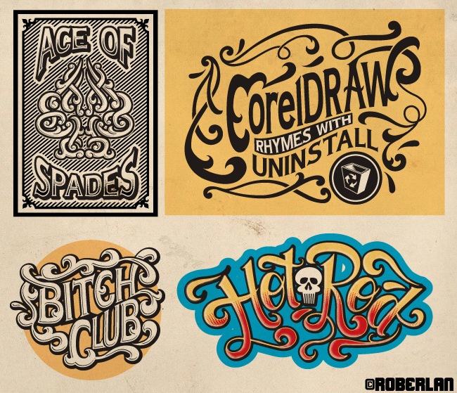 New Old Logos by roberlan