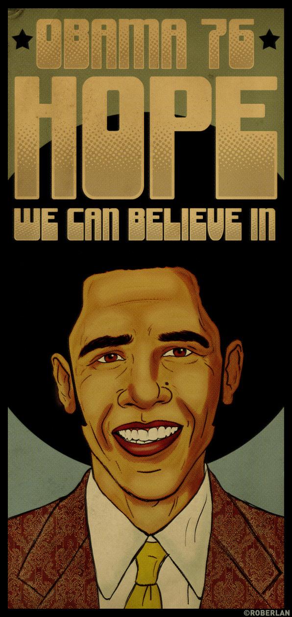 Obama 76 Campaign
