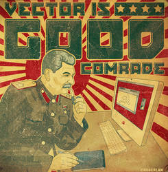 Vector Comrade by roberlan