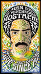 Psychedelic Mustache