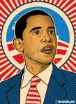 Obama vector