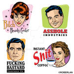 Stupid logos
