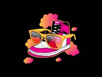 80s sneaker by roberlan
