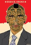 Obama Punk Mohawk