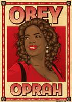 Obey Oprah by roberlan