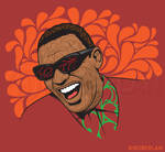 Portrait Series 1 Ray Charles
