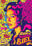 Jessica Psychedelic Biel