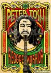 Peter Tosh Reggae Warrior