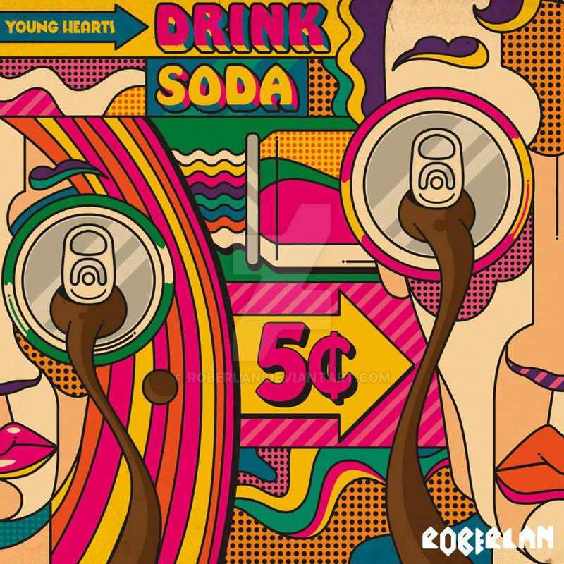 Soda Pop By Roberlan On DeviantArt