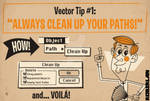 Vector Tip 1 Clean up