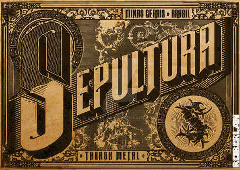 Sepultura Vintage
