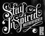 Stay Inspired MF