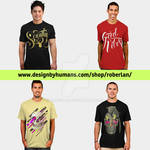 Tshirt designs at DesignByHumans