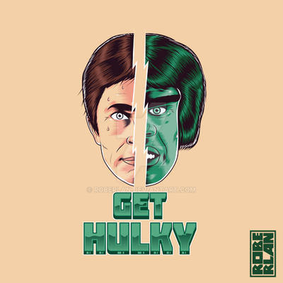 Get Hulky by roberlan