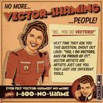 STOP VECTOR SHAMING
