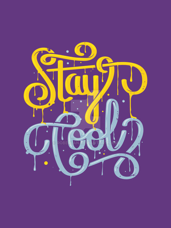 Stay Cool Print