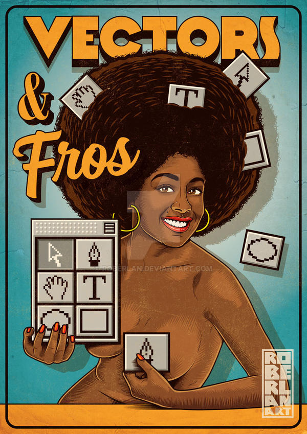 Vectors And Fros by roberlan