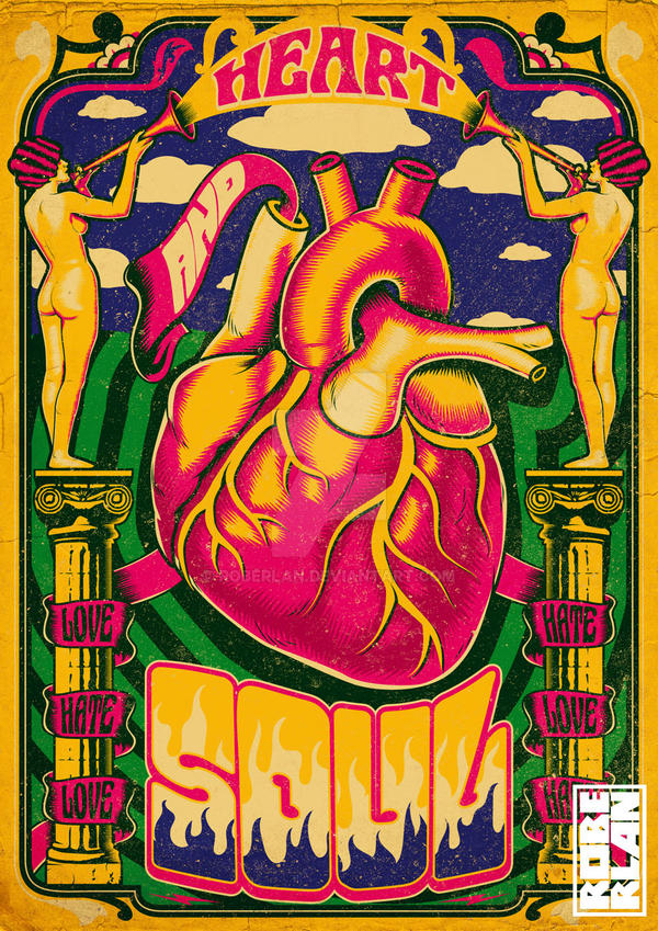 Heart and Soul by roberlan