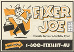 Fixer Joe