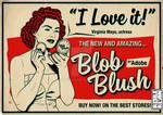 Blob Blush by Adobe