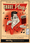 Shave and Play ad