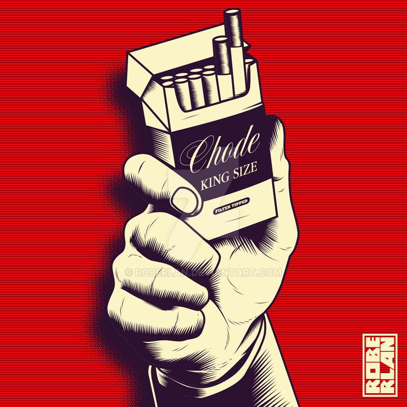 Chode Cigarette by roberlan