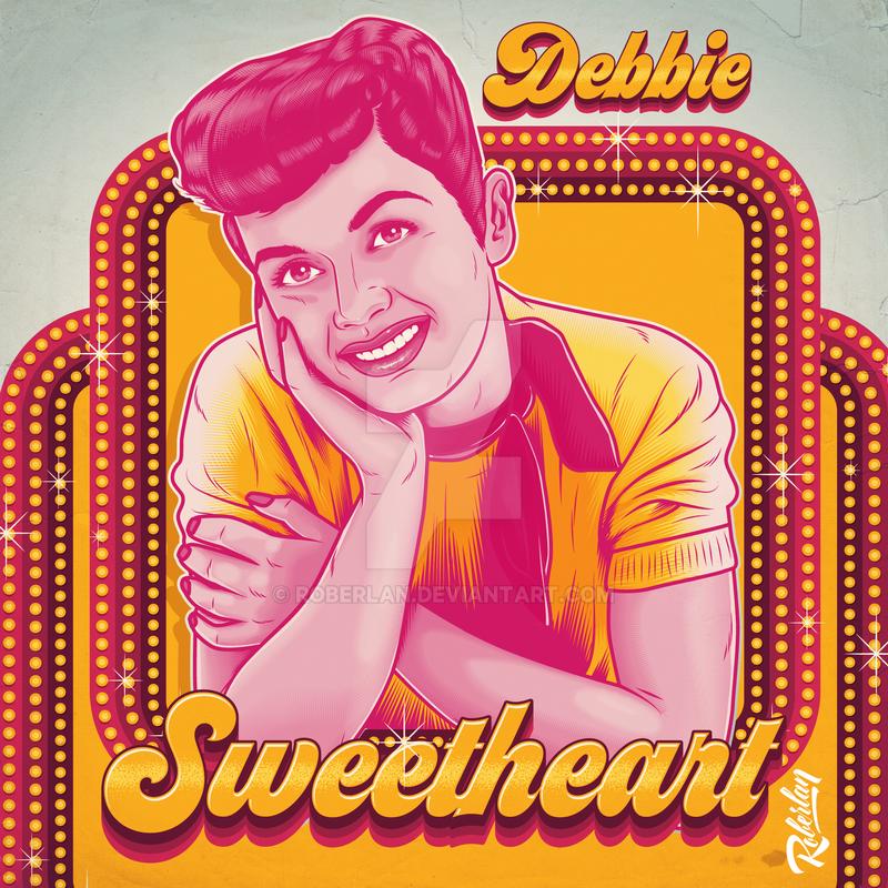 Debbie Sweetheart by roberlan