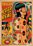 Keep it real comics