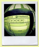 Freehand Polaroid