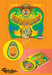 The Psychedelic Avocados CD
