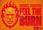 Burnie Sanders FEEL THE BURN
