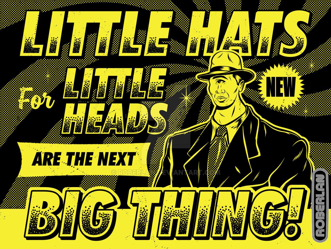 Little Hats for Little Heads