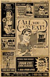 Vintage Weird Ads
