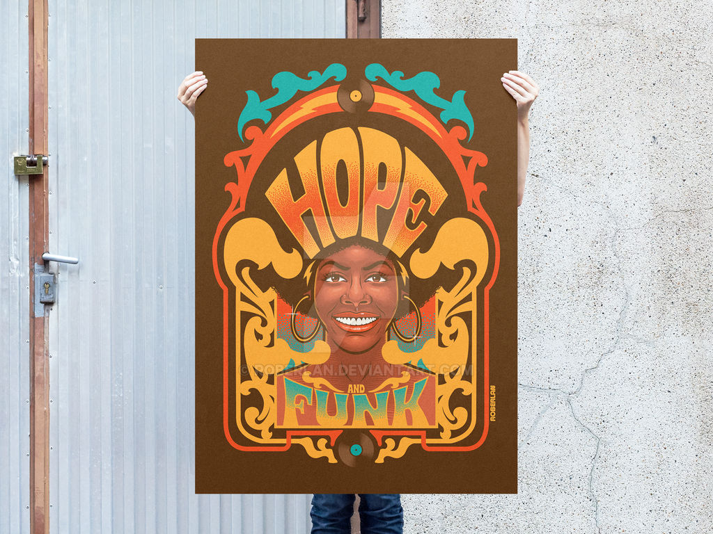 Hope and Funk poster