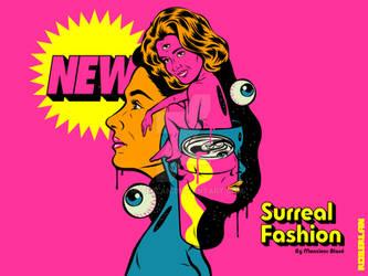 Surreal Fashion by Monsieur Blase