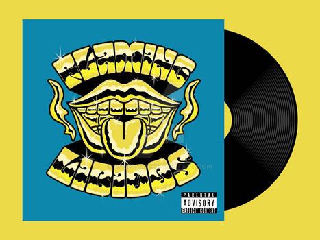 The Flaming Libidos Golden Album Cover